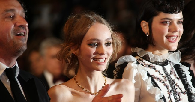 Lily-Rose Depp and Soko dance into Cannes with 'The Dancer'