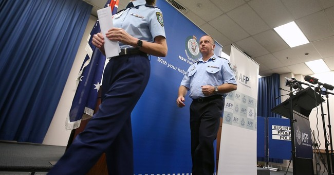 Australian teen accused of plotting terror attack in Sydney