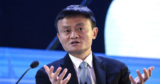 Jack Ma cancels keynote speech at counterfeit group meeting