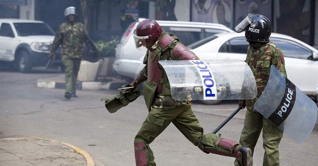 Kenya: Photos of police violence spark international outrage