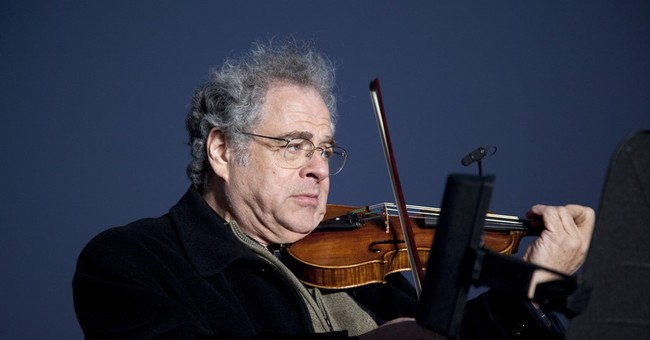 Violinist Itzhak Perlman cancels performance over LGBT law