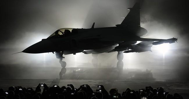 Saab unveils new version of Gripen fighter jet