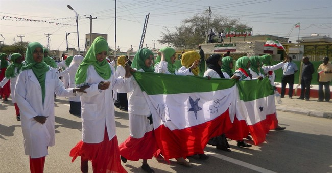 Somaliland wants world recognition of its independence
