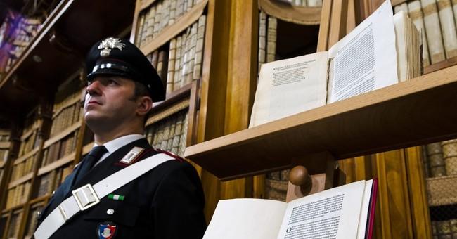 Genoa maritime museum seeks possession of Columbus letter