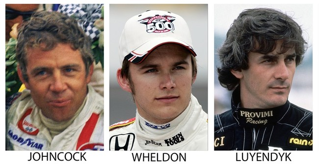 The AP's Indianapolis 500 All-Star starting lineup
