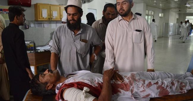 Twin blasts kill police officer in northwestern Pakistan
