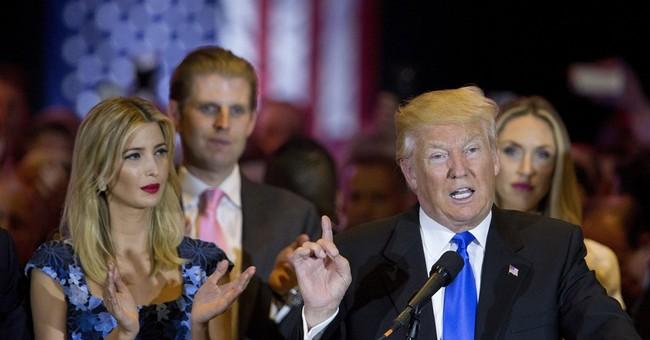 Ivanka Trump: My father is 'not a groper'