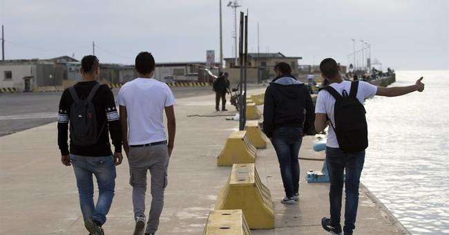 Thousands of underage migrants live in shadows across Europe