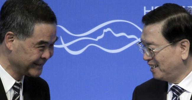 Top Chinese official slams Hong Kong independence calls