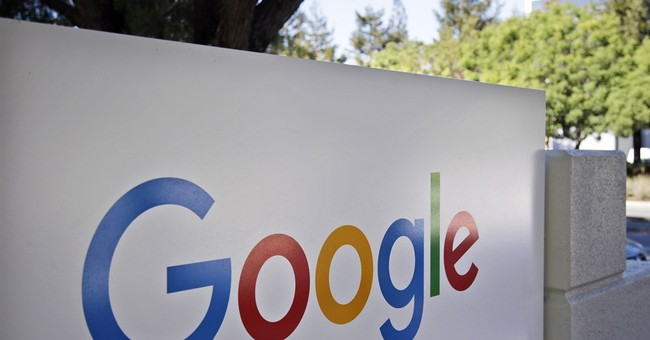 The Latest: Google messaging app with voice assistant