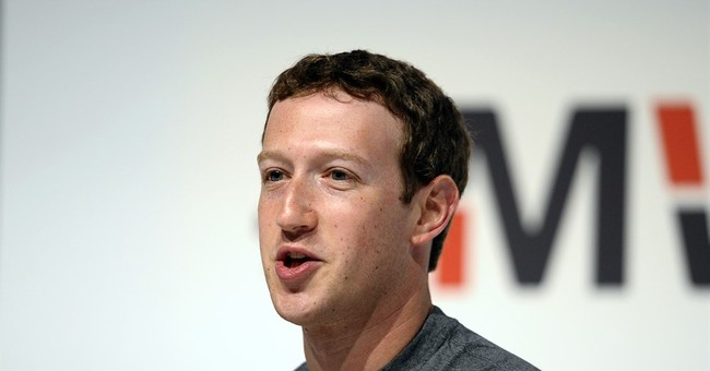 Facebook's CEO meets with conservatives on reported bias