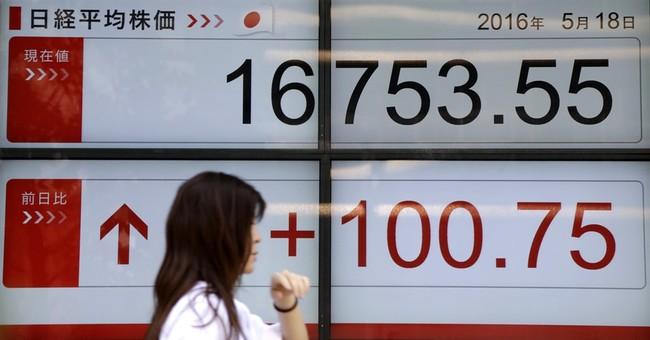 World stocks fall drift lower ahead of Fed minutes