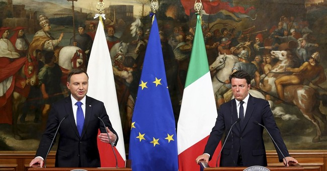 EU warns Poland over rule of law, threatens action next week