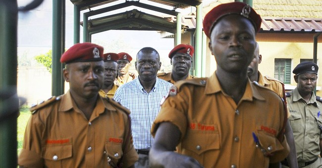 Uganda: Opposition leader remanded to maximum security jail