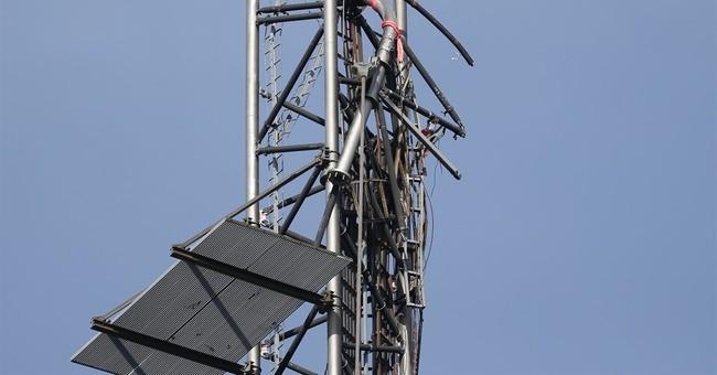 Swedish TV tower snaps, authorities suspect sabotage
