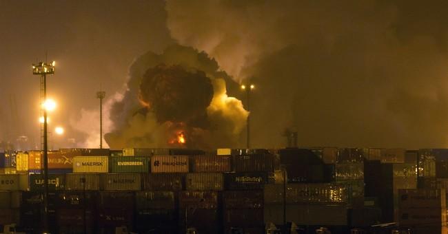 Toxic gas leaks from tank in warehouse in Brazil