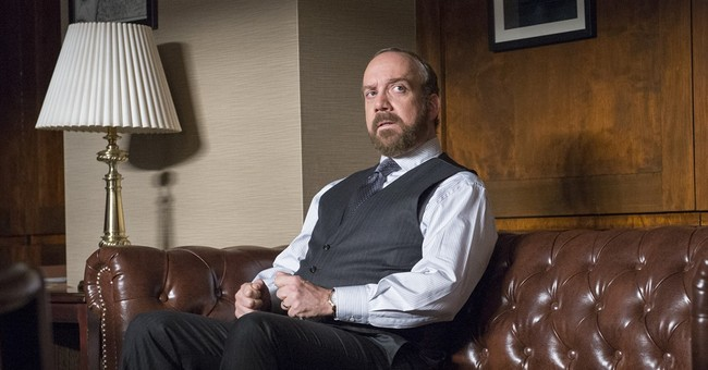 With 'Billions' at stake, Paul Giamatti is rich in new drama