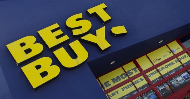 Best Buy reports weak holiday shopping results, outlook
