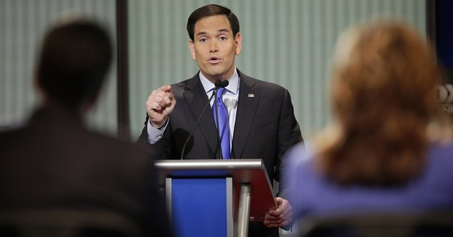 AP FACT CHECK: Misshapen rhetoric in Republican debate