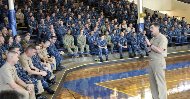 Navy personnel chief confident about female submariners