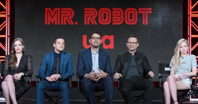 USA network tries to take advantage of 'Mr. Robot' wins