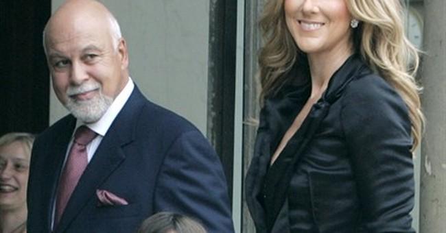 Rene Angelil, Celine Dion's husband, dies near Las Vegas