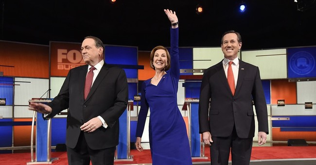 The Latest: Candidates give closing statements