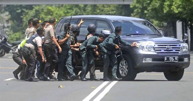 Timeline of extremist attacks in Indonesia