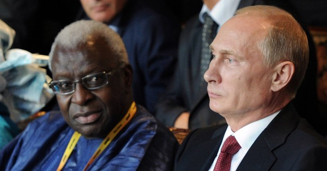 Russia says accusations of Putin's role in doping 'baffling'