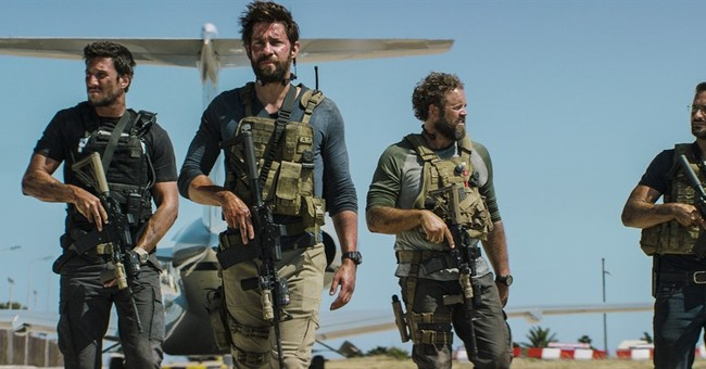 Review: '13 Hours' is thrilling, but too video game-like