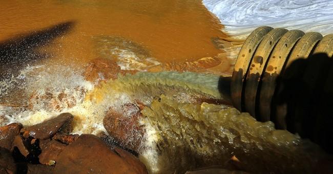 Correction: Mine Waste Leak-New Mexico story