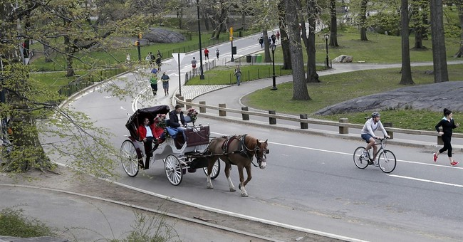 New York City mayor on cusp of possible horse carriage deal