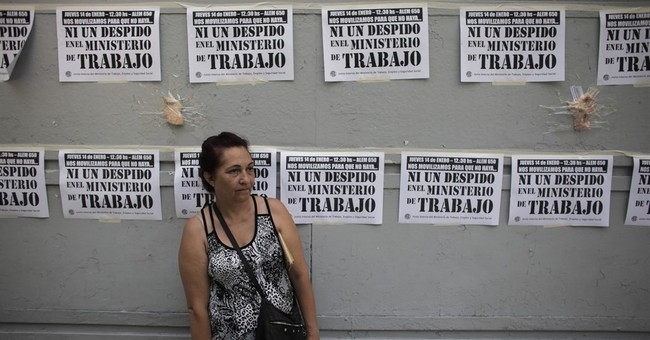 Argentine government says fighting inflation its next goal