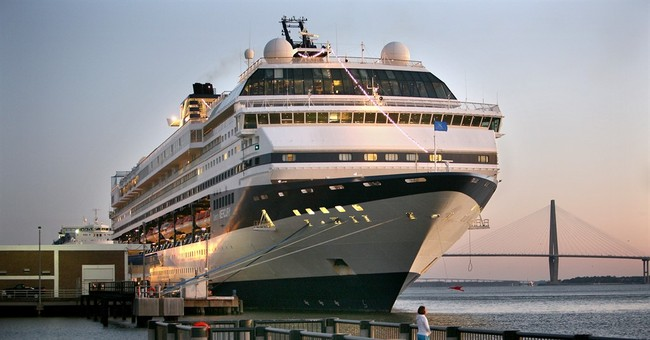 Correction: Cruise Ships-Stomach Bugs story