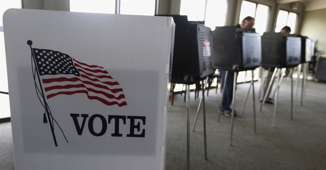 Study: Millennials match boomers in eligible voter share
