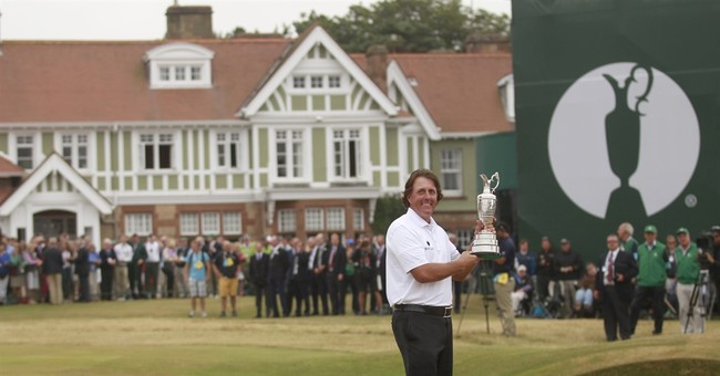Muirfield says 'no' to female members, off British Open list