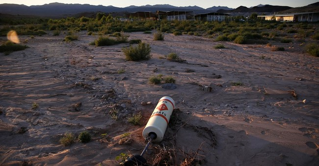 Lake Mead shrinks to record low amid ongoing Western drought