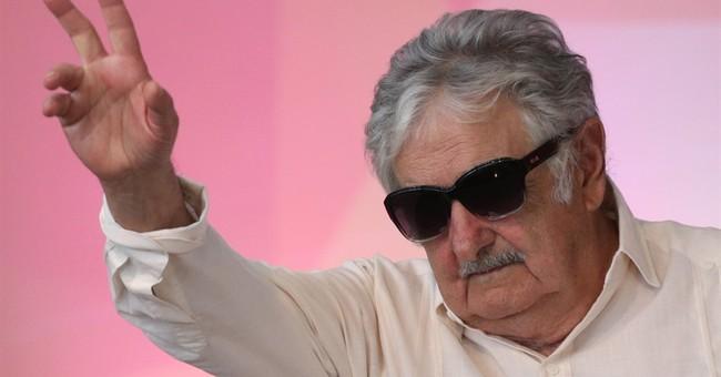 Uruguay's Mujica: Venezuela's Maduro is 'crazy as a goat'