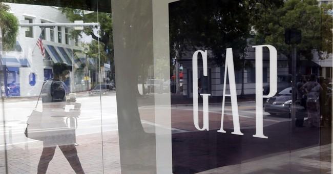 Gap closing 75 stores outside North America amid sales slump