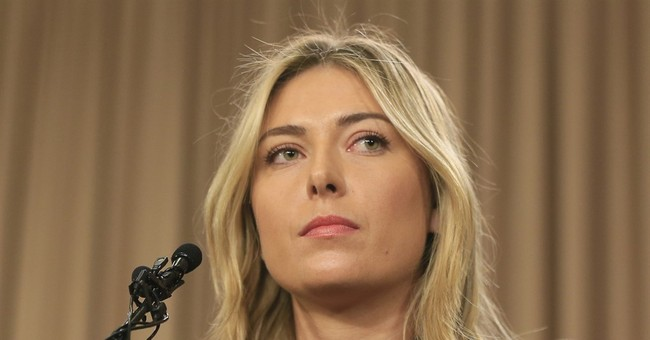 Russian tennis head backtracks on Sharapova retirement claim