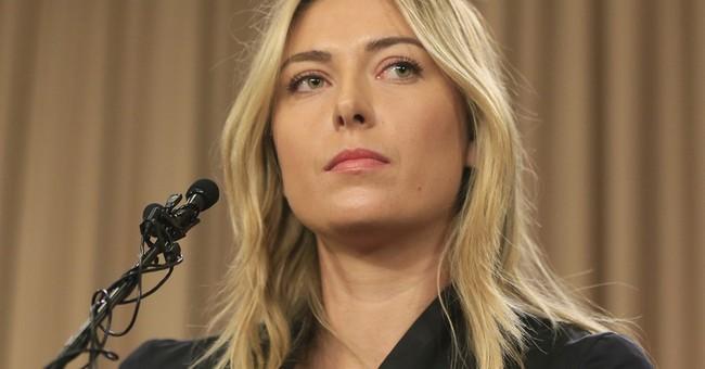 Russian tennis head backtracks on Sharapova retirement claim