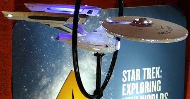 Museum celebrates Star Trek at 50 with artifacts, tribbles