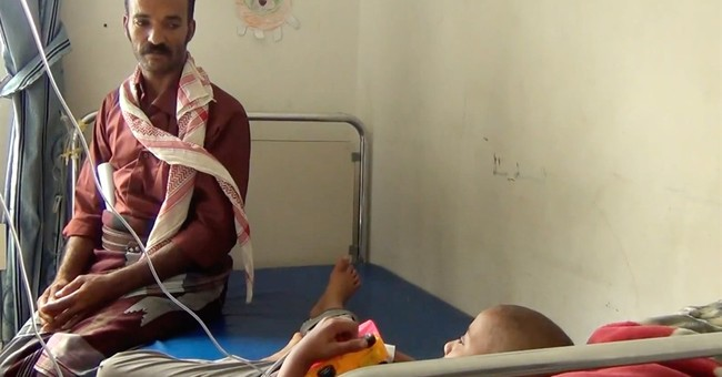 In Yemen's war, untreated cancer patients wait for death