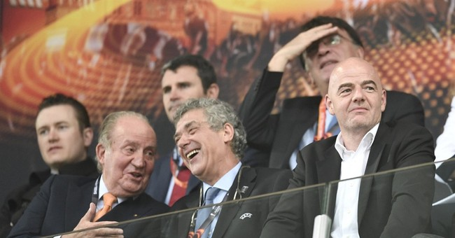 FIFA President Infantino to reveal salary when he knows it