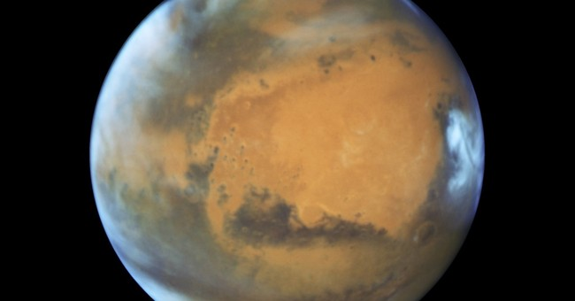 Mars, Earth, sun line up perfectly in sky this weekend