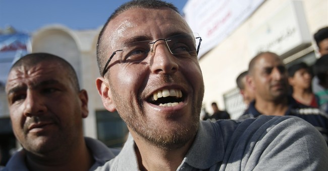 Israel frees Palestinian who ended hunger strike in February