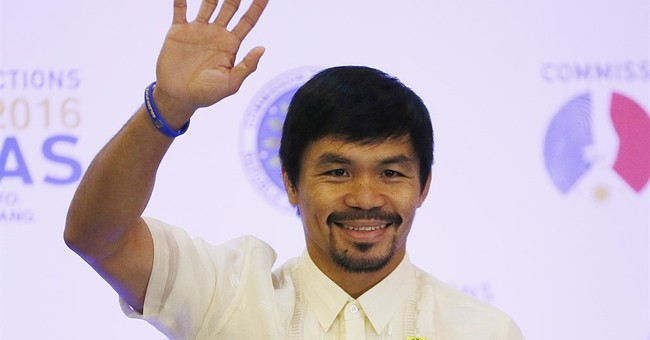 Pacquiao's Senate victory brings him closer to presidency