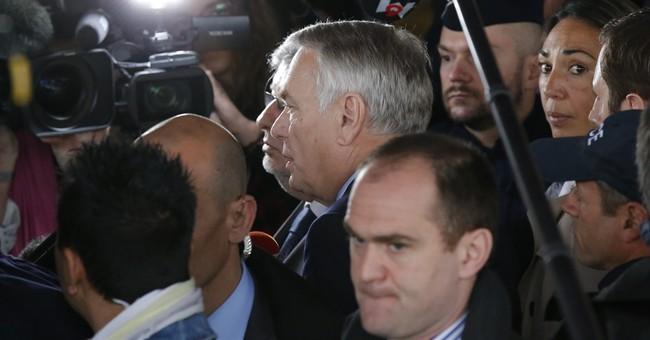 The Latest: EgyptAir passenger was dual Australia-UK citizen