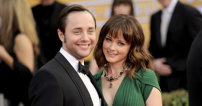 Alexis Bledel and Vincent Kartheiser welcome baby boy