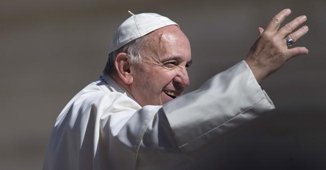 Pope gives pre-match pep talk to Milan, Juventus